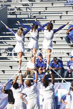 2010 Cheer UK vs Auburn