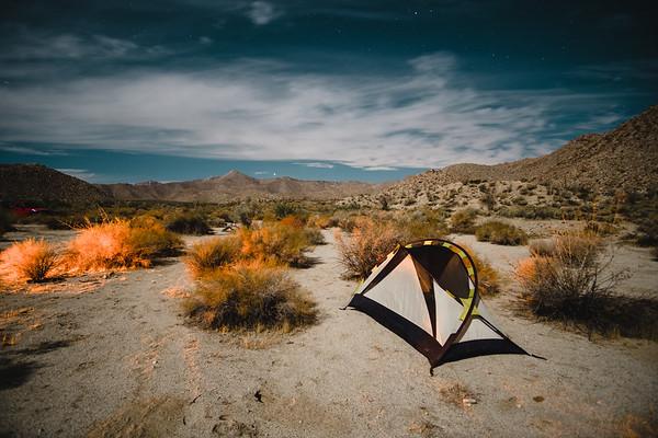 2020.10 California Camping
