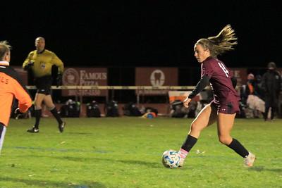 Varsity Girls Soccer vs New Fairfield - 11/02/2020