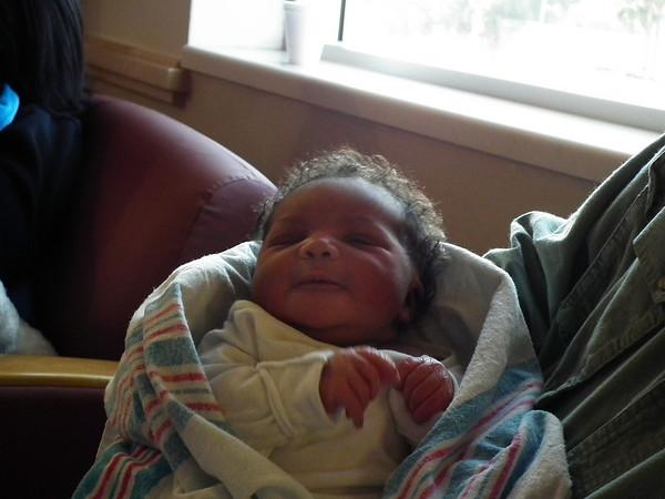 Baby Gianna