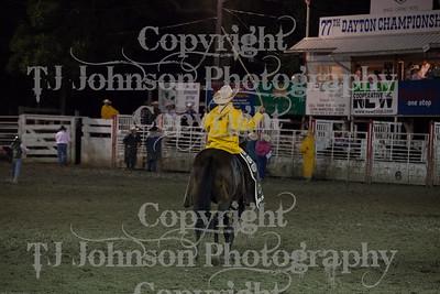 2014 Dayton Rodeo Bulls - Sunday