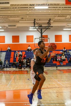 Boys Varsity Basketball v West Springfield 11/20/18