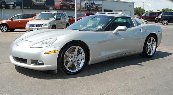 Corvette 073009