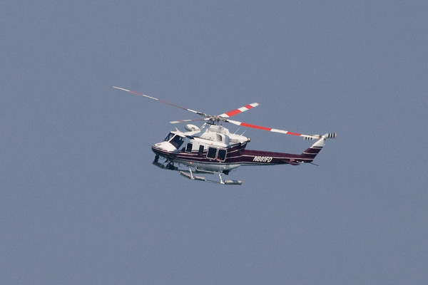 August 2009  Chopper Water Rescue Demonstration