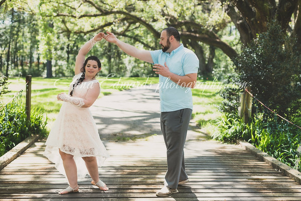 Mr. and Mrs. Edwards  |  Tallahassee, Florida