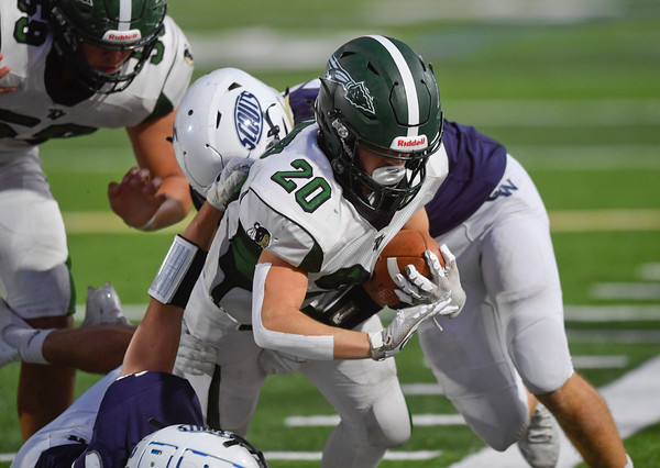 Football: Twin Valley vs. Conrad Weiser