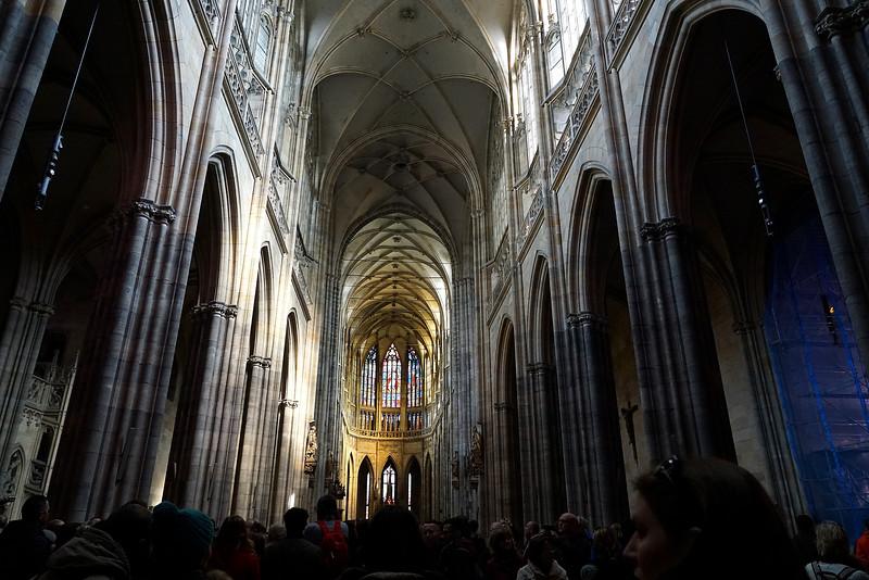 Cathedral of St Vitus - Pyhän Vituksen katedraali