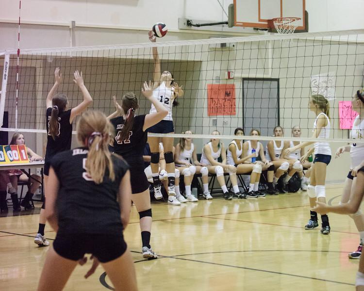 Freshmen Girls vs Hart