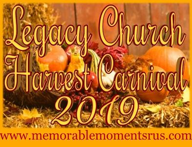 Legacy Church Harvest Festival 2019