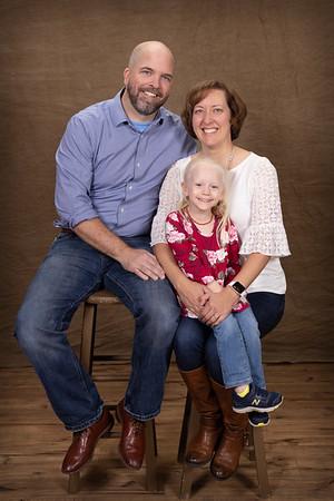 Spraggs Family