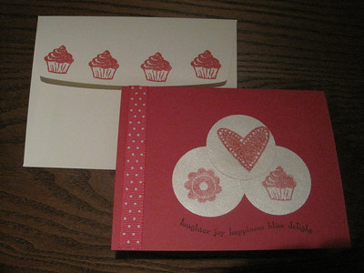Cards made in January