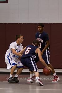 Boys Varsity Basketball - 2011