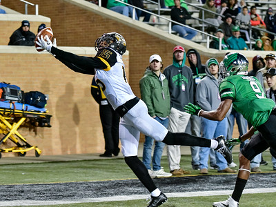 Southern Miss vs Mean Green