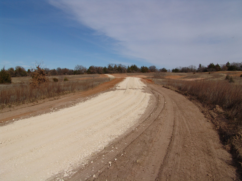 Construction of Ranch Road