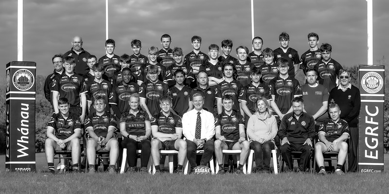 U16 Team Picture