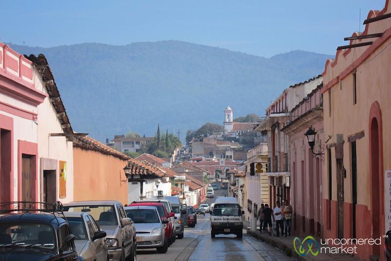 San Cristobal de las Casas Street View - Chiapas, Mexico