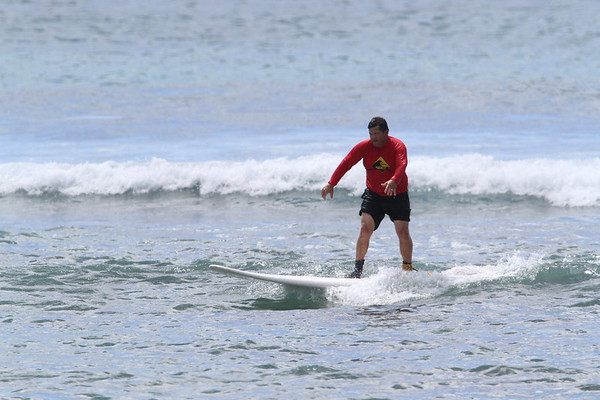 Surfing Lesson Pictures