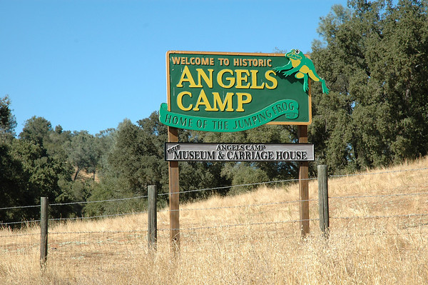 Angels Camp, CA - Downtown