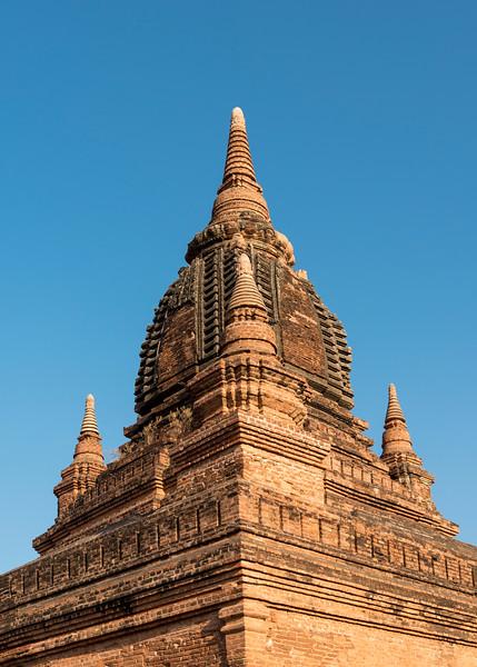 Small stupa in Bagan, Burma - Myanmar
