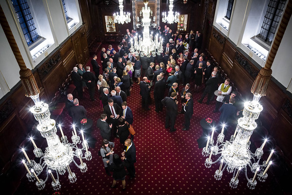 Searcys Reception at Vintners Hall