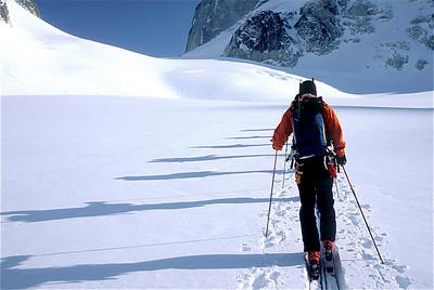Powder Steeps and Glaciers