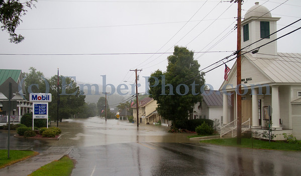 Tropical Storm IRENE in VT - Aug 2011