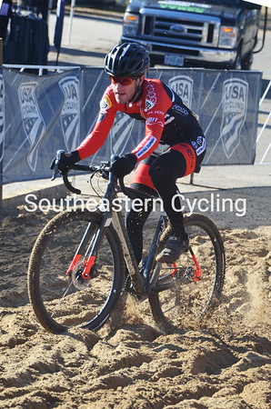 2018 Cyclocross National Championships Tuesday Races