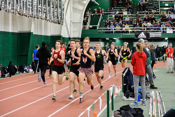 Day Two - 4x800 BOYS - 2019 MITS State