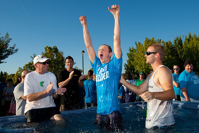 Baptism - Sept 23, 2012 Pool 1(Left)