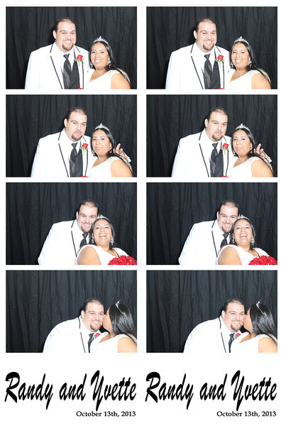 Randy and Yvette, October 13 2013