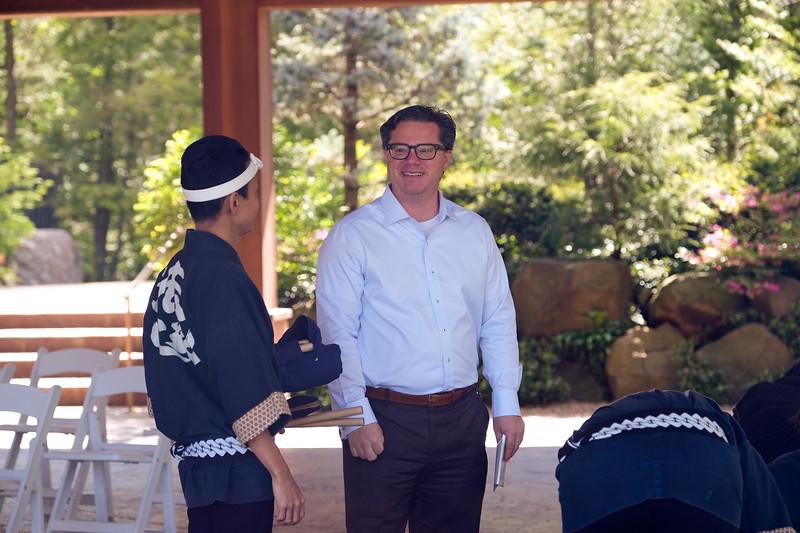 Anderson Japanese Gardens Opening Celebration 2017