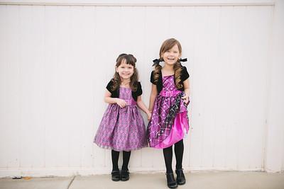 Maddie & Lilly