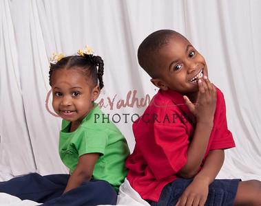 Trey & Peyton