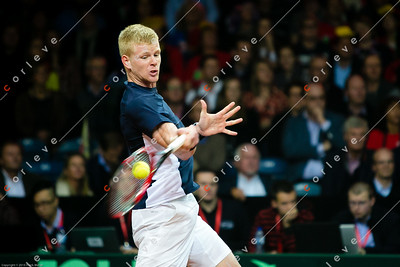 2015 Davis Cup Final (BEL vs GBR)