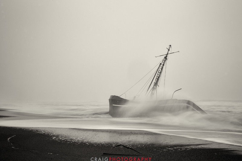 Salmon Creek Shipwreck  #15