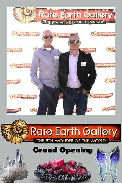Rare Earth Gallery - Grand Opening