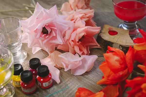 Tutorial 8 - Trandafirul de Gradina