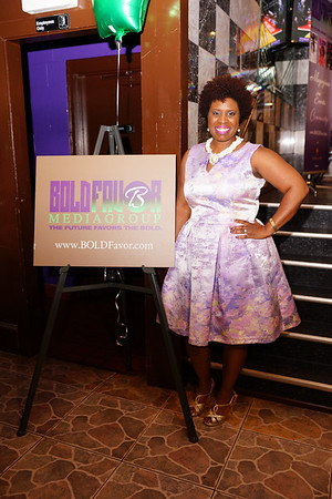 Bold Magazine Anniversary Party