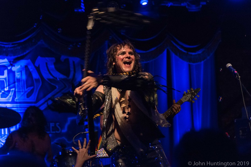 Tragedy, the #1 All-Metal Tribute to the Beegees in the Tri-state Area at the Brooklyn Bowl, October 4, 2014