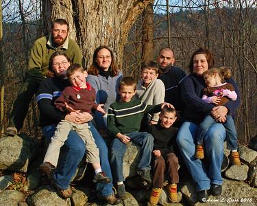Conley Family Photos - 2010