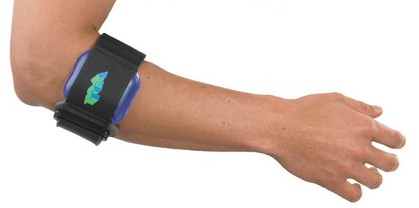 The Volley Tennis Elbow Strap