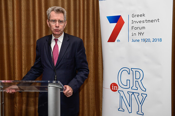 2018 7th Greek Investment Forum in NY