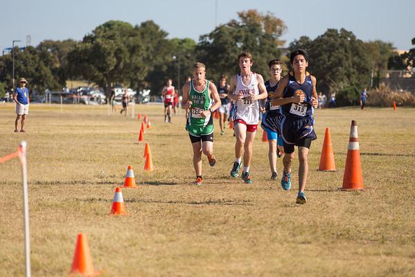 Zach Cross Country TCC 2015