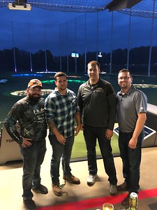CLC Top Golf Event
