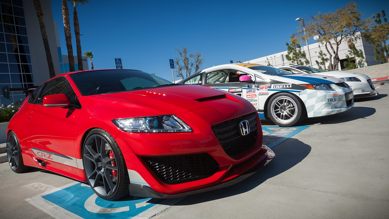 CR-Z, TrueCar Civic, HPD CR-Z
