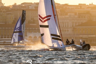 Regata de Portugal'19 D2
