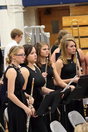 2010 HS Band/Choir Christmas Concert