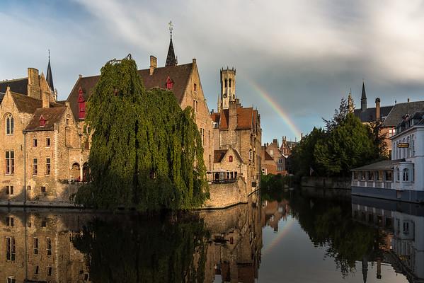 Brugge to Paris 2017
