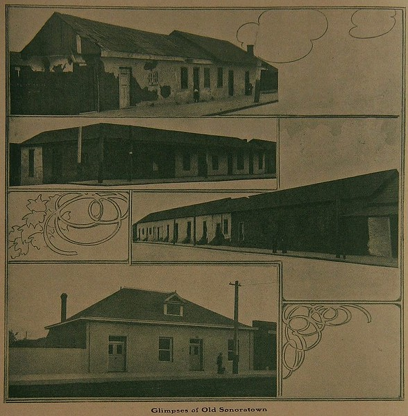 Glimpses of Old Sonoratown (1906)