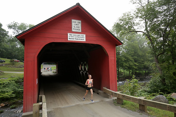 Green River Marathon Covered Bridge